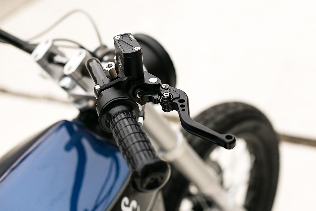 Get Amped: Shanghai Custom's electric street tracker | Bike EXIF