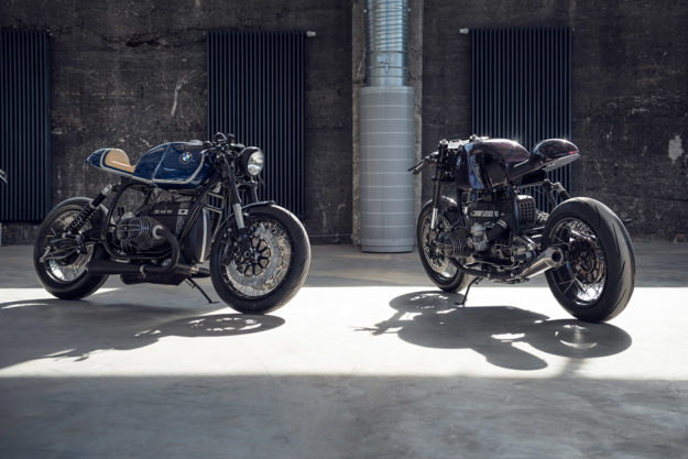 BMW cafe racers for sale by Diamond Atelier