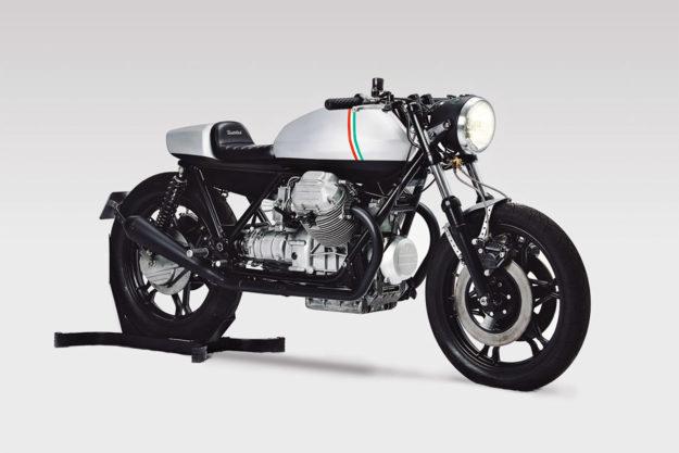 Moto Guzzi 850 T3 by Untitled Motorcycles