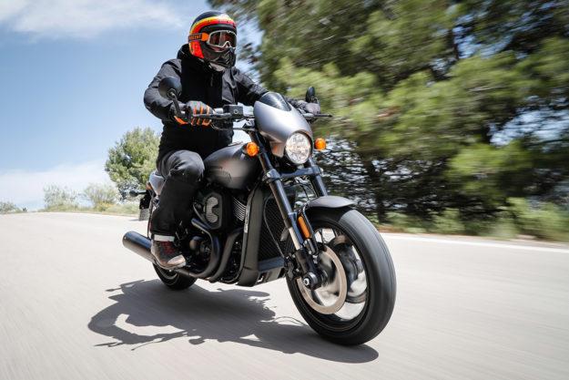 Ride Report: The 2017 Harley-Davidson Street Rod 750 | Bike EXIF