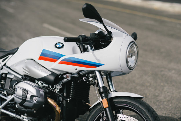 Ride Report: The 2017 BMW R nineT Racer