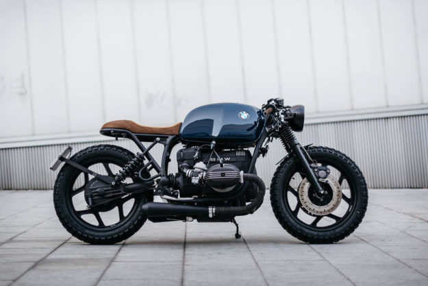 BMW R80 by ROA Motorcycles