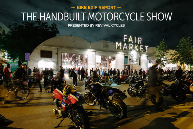 The Handbuilt Motorcycle Show