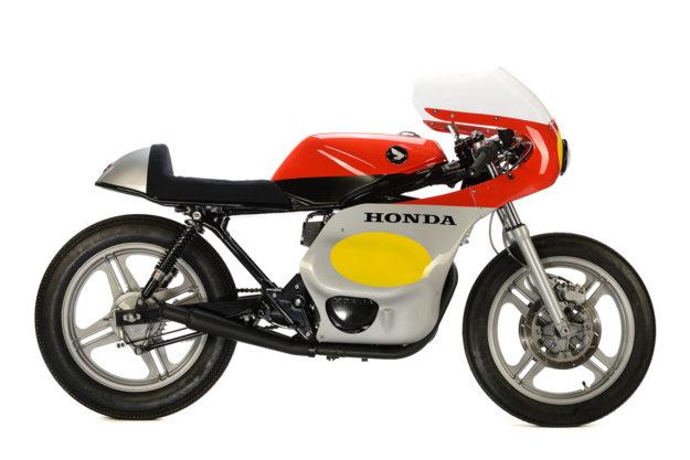 Honda CB450 by Le Garage de Felix