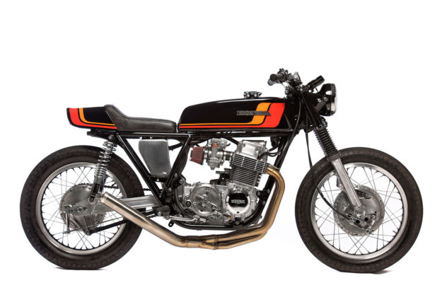 Honda CB750 by John Green
