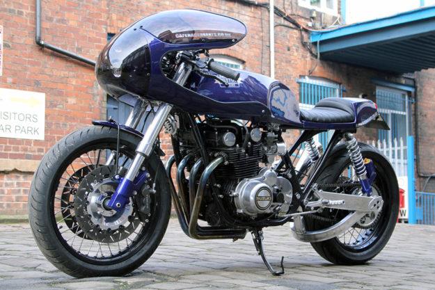 Suzuki GS550 Rickman Racer