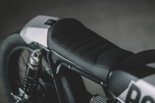 Nifty Two-Fifty: Hookie Co.&'s Honda CB250 cafe racer