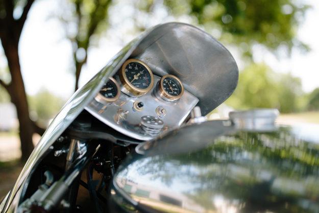 Show Stopper: Craig Rodsmith's turbocharged Moto Guzzi