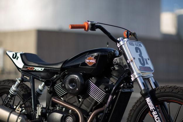 Noise Cycles' Harley XG750 Flat Tracker