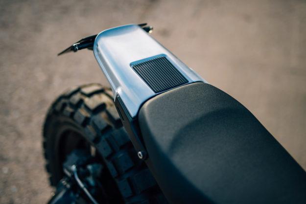 Custom BMW R nineT Scrambler by JvB Moto