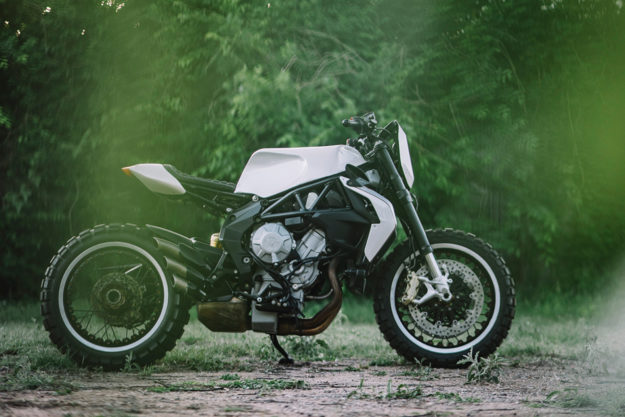 MV Agusta Brutale 800 by GT-Moto and MotoLady