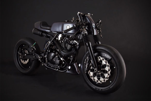 Suzuki DR650 by Le French Atelier