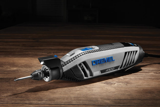 The bestselling Dremel 4300 rotary tool