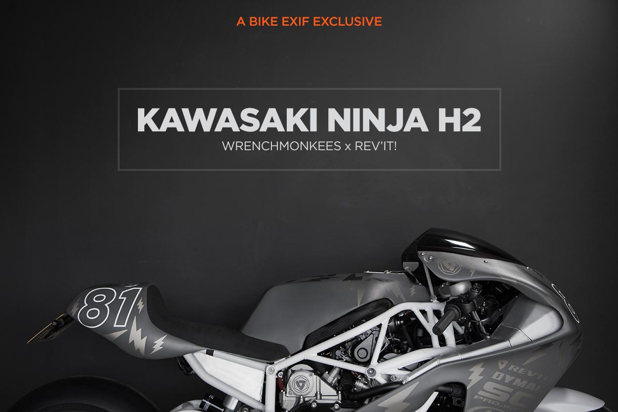 Kawasaki H2 by the Wrenchmonkees