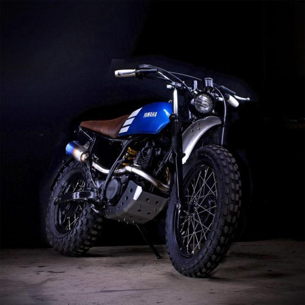 Two-Wheeled Tonka: Lanesplitter's Yamaha TW200