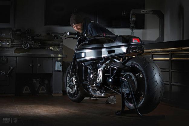 Custom Ducati Diavel by Krugger