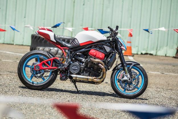Custom Motus MST-R by Fuller Moto