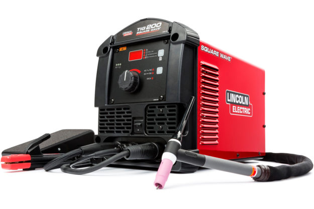 Lincoln Electric TIG welding machine