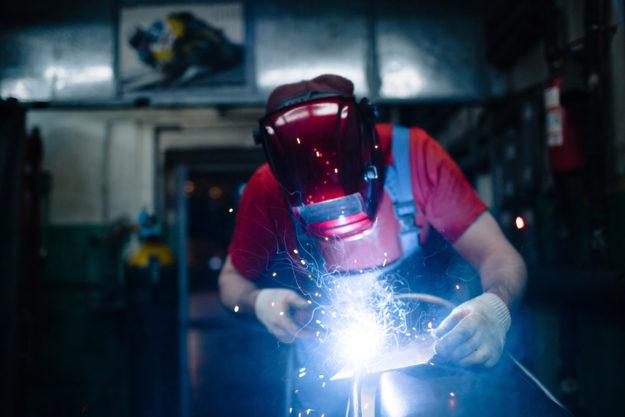 Motorcycle welding guide