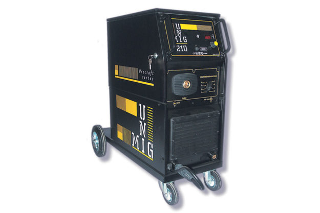 Unimig 250 MIG welding machine
