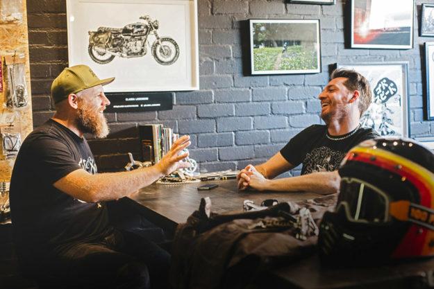 Wes Reyneke interviews Cristian Barelli