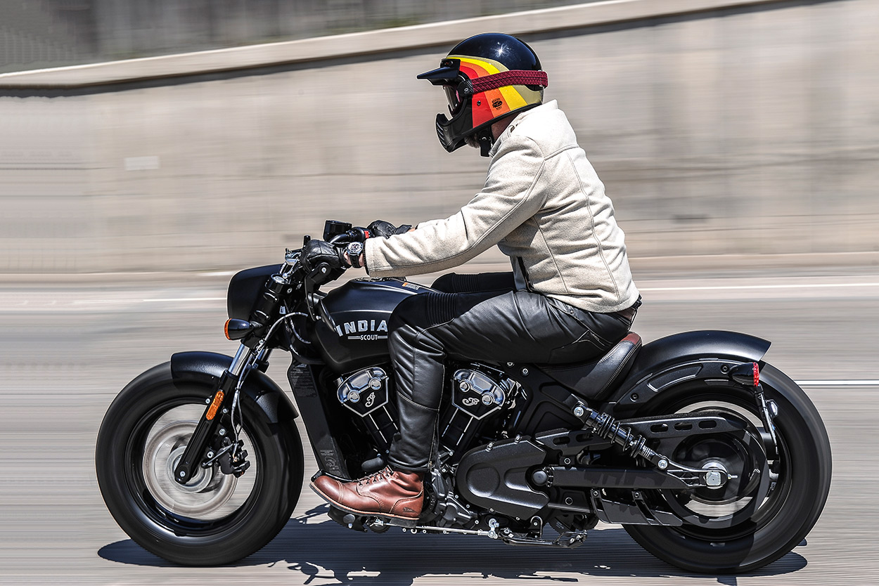 Review The 2018 Indian Scout Bobber Bike Exif