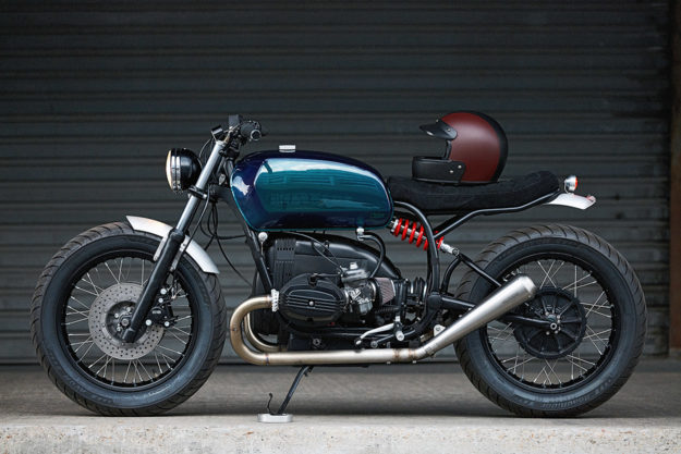 BMW R100 Street Tracker by Clutch Motorcycles