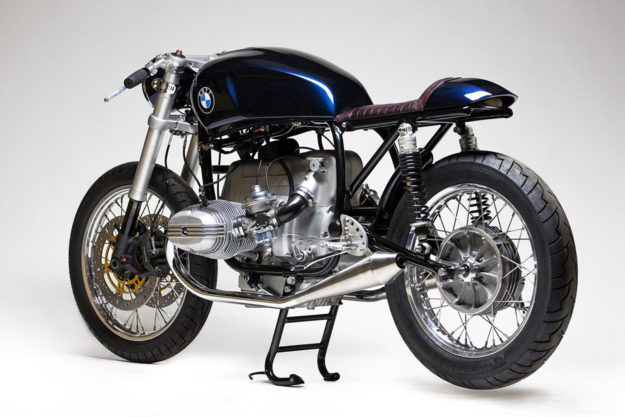 BMW R100/7 cafe racer by Dustin Kott