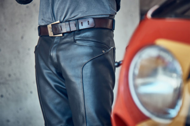 Review: Pagnol M3 leather motorcycle pants