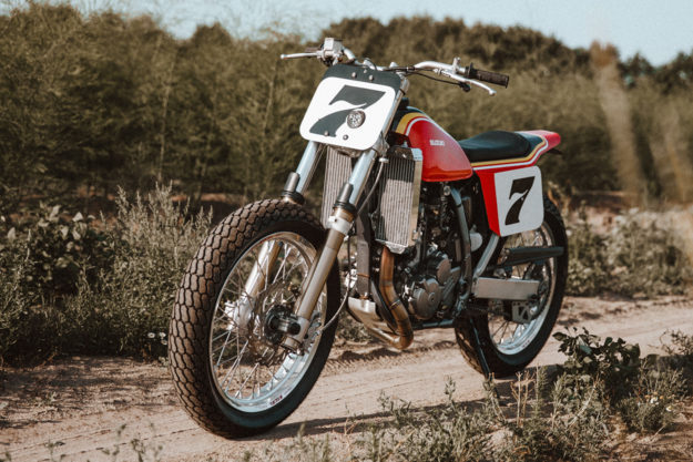 This is the DR-Z400 Variant that Suzuki Should Make | Bike EXIF