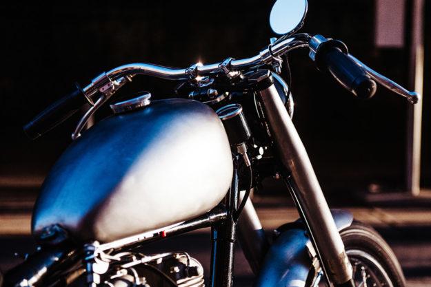 1969 Triumph bobber by Deus Customs