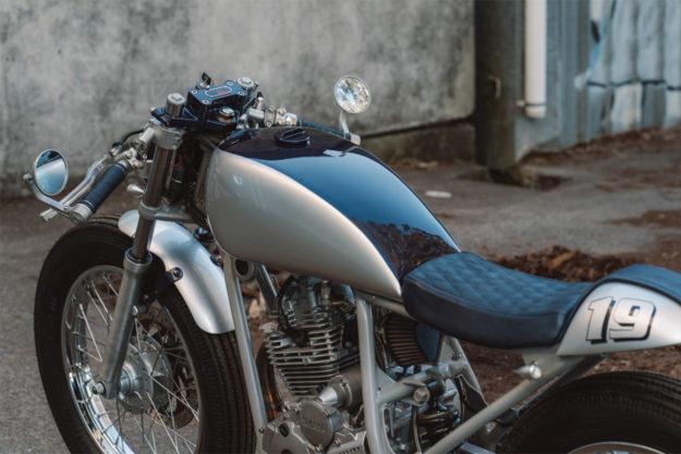 Yamaha Scorpio by Purpose Built Moto