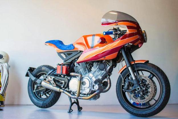 Yamaha XV1000 by Tondo Garage