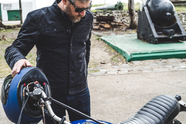 Motorcycle jacket review: the Aether Apparel Rally