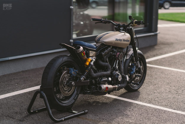 Gone In 60 Seconds Nct S Harley Dyna Eleanor Bike Exif Cafe Racer