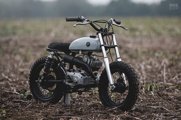 The most stylish custom mini bike ever: Auto Fabrica's Type 0.1