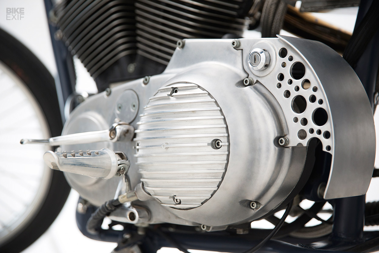 Harley XL1200 custom by Thrive Motorcycle of Jakarta