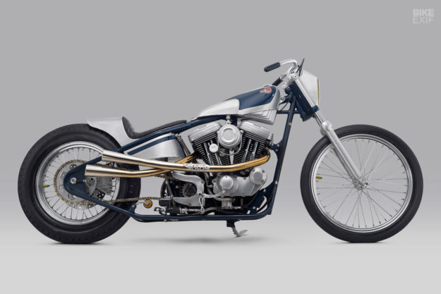 Harley XL1200 custom by Thrive Motorcycle for sale