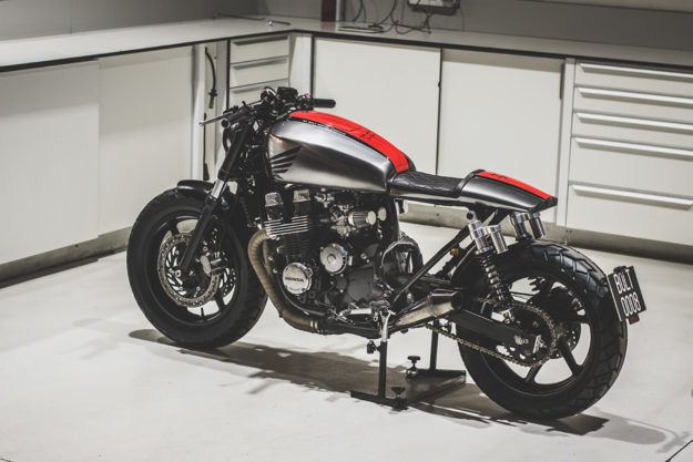 Honda CB750 by Bolt Motor Co.