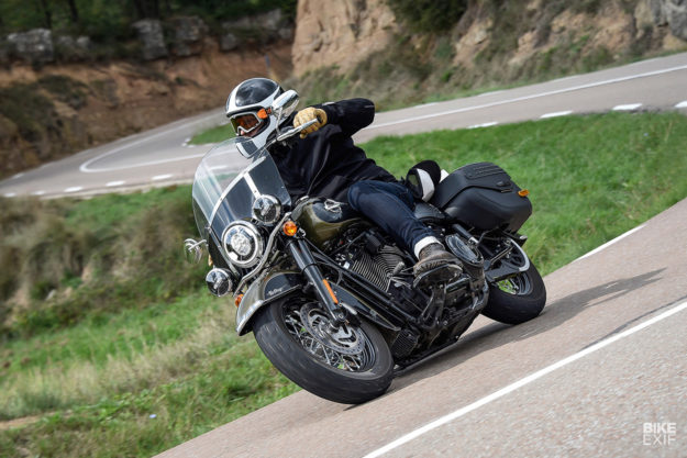 2018 Harley-Davidson Softail Heritage Classic review