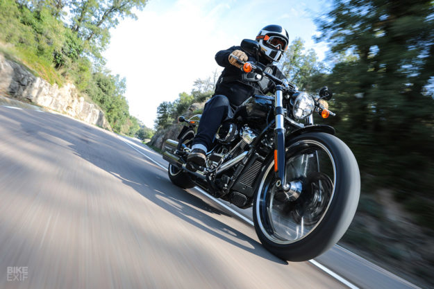 2018 Harley-Davidson Softail Breakout review