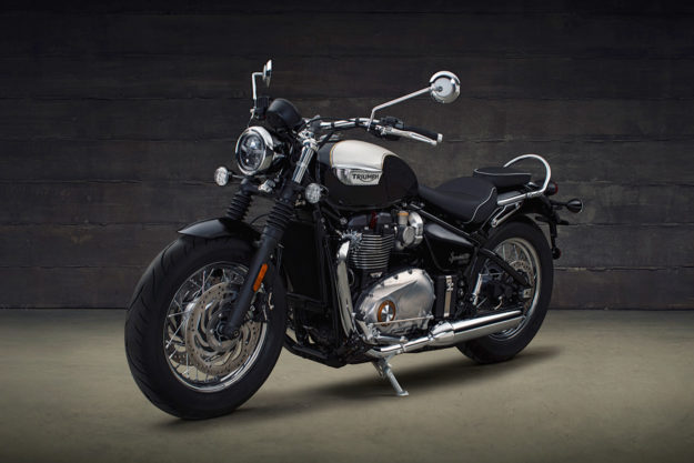 2018 Triumph Speedmaster overview
