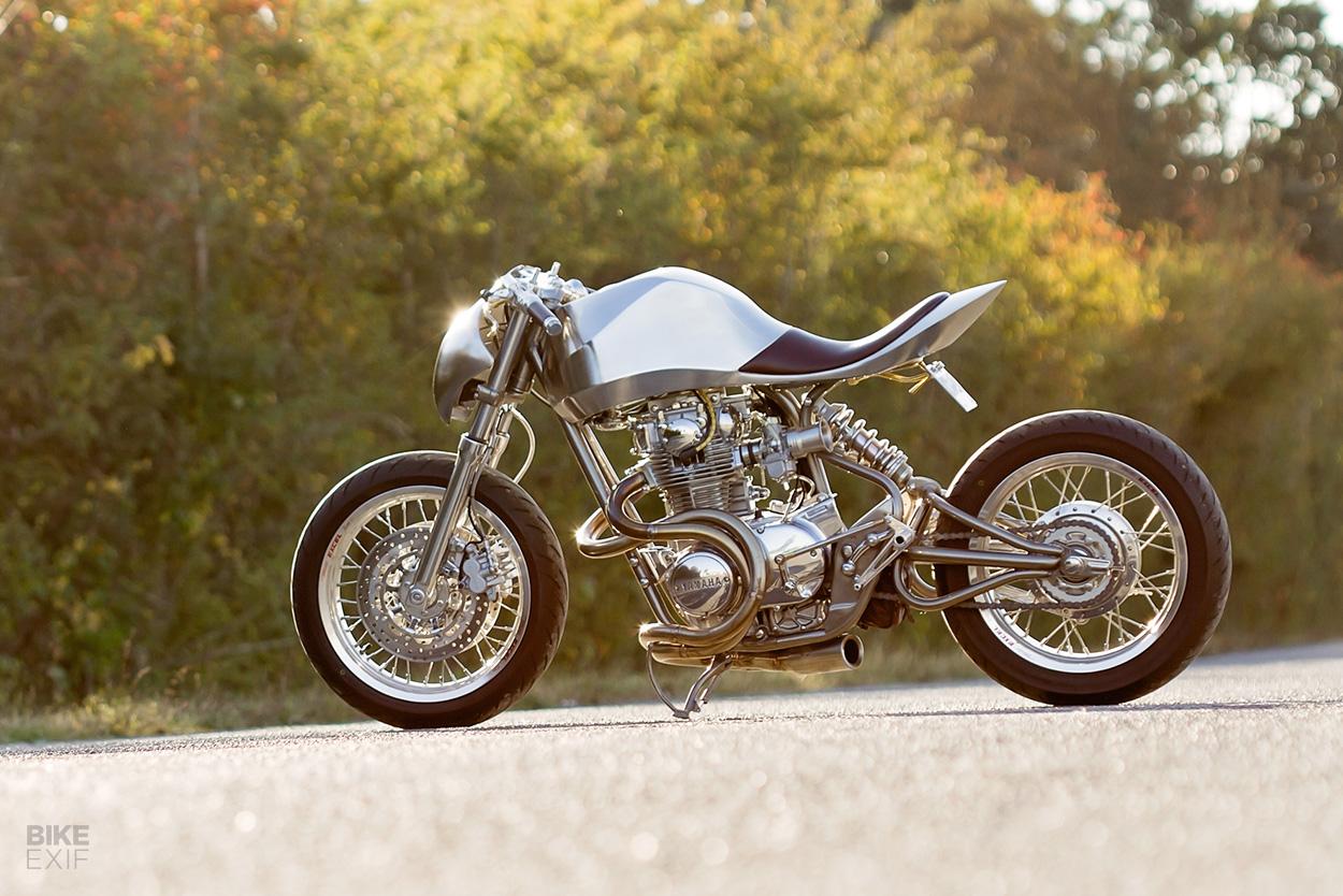 Master of Metal: Jay Donovan's amazing Yamaha XS650 | Bike EXIF