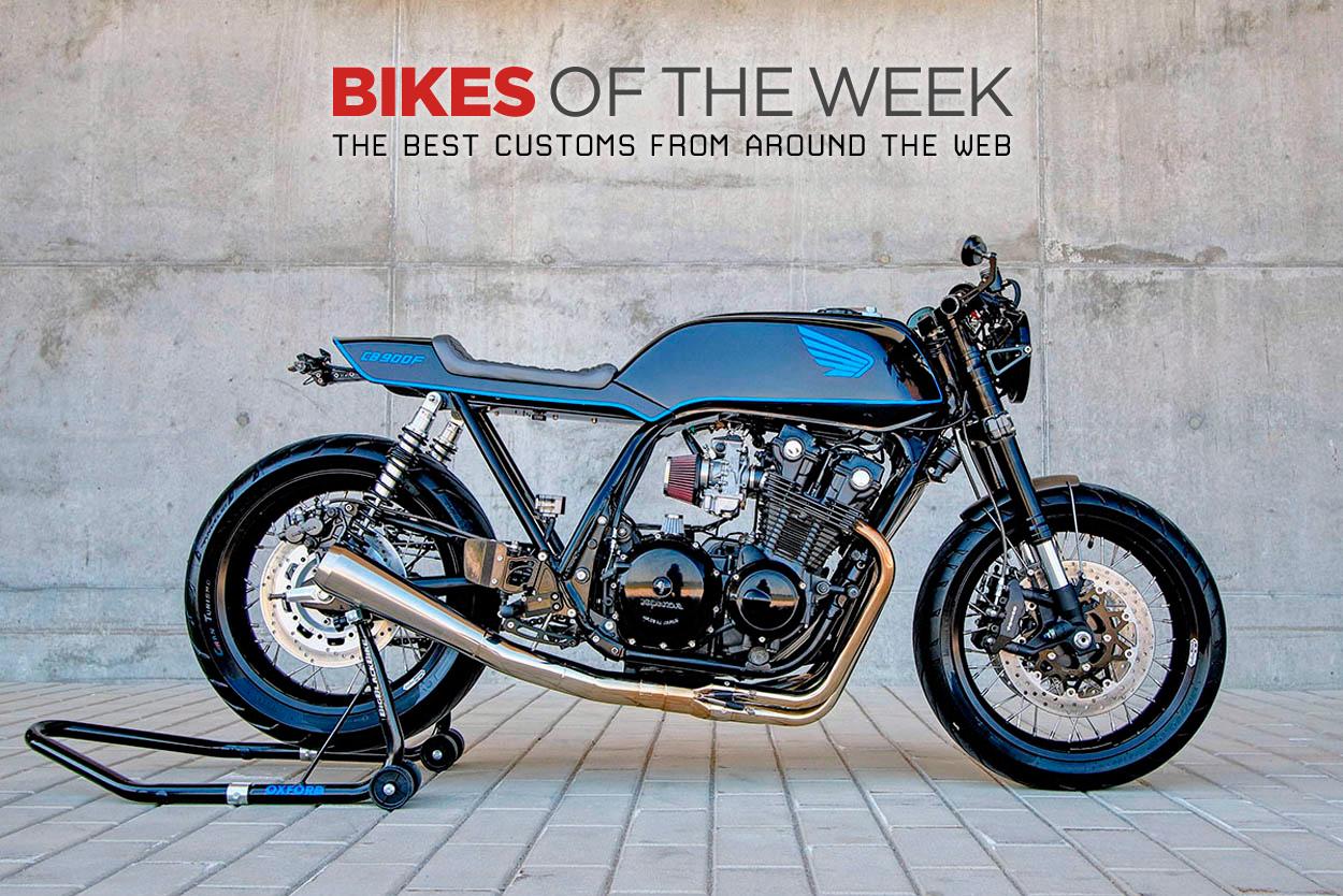 Honda CB900 on Bike EXIF