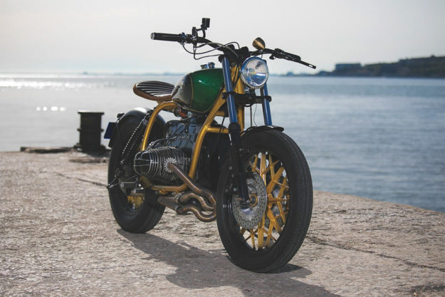 BMW R65 bobber by Unik Edition