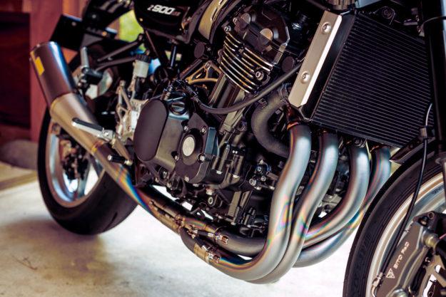 Custom Kawasaki Z900RS by BITO R&D