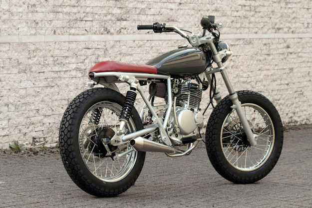 Suzuki TU250 grass tracker by Speedtractor