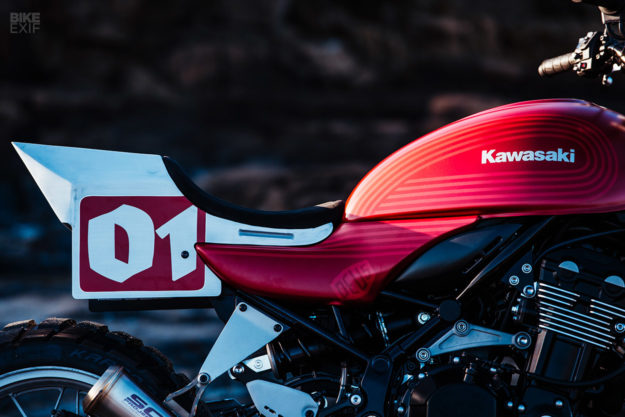 Deus reveals the first factory sanctioned custom Kawasaki Z900RS