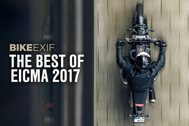 The best new motorcycles from the 2017 EICMA show