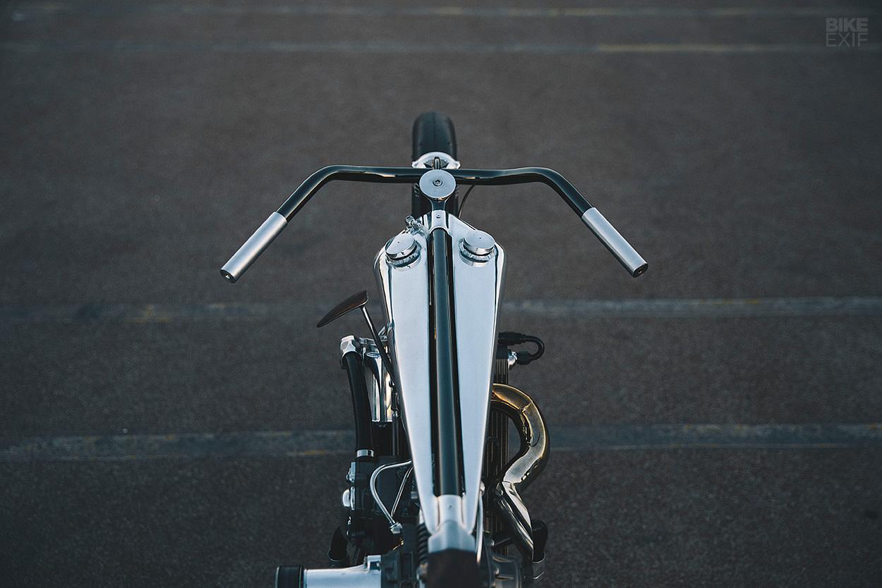Blown Away: Supercharged KTM by Hazan Motorworks | Bike EXIF